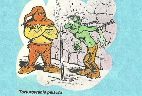 Komiks i Satyra Janusz Christa