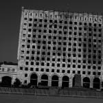 Abchazja - Suchumi - budynek parlamentu