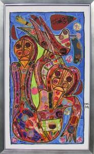 Haitańska sztuka naiwna - Lionel Paul-Onel - Nowina