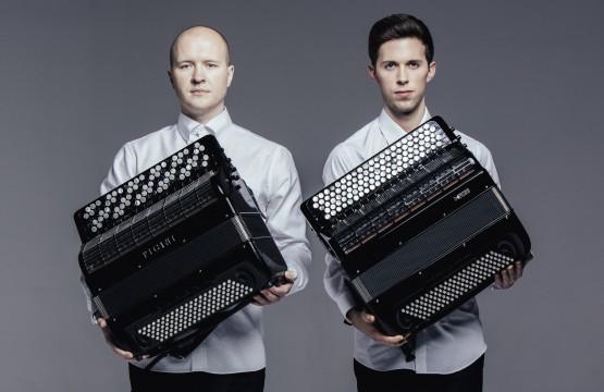 Harmonium Duo