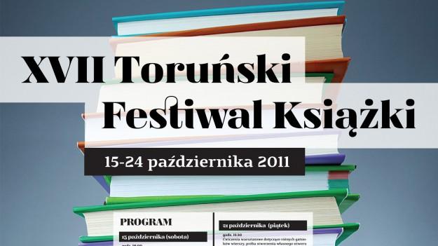 Toruński Festiwal Książki 2011