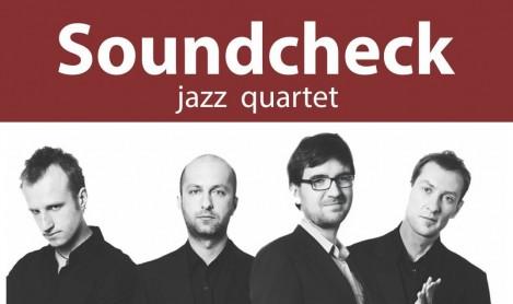 koncert zespołu Soundcheck Jazz Quartet.