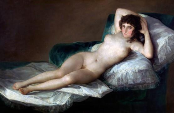 Sztuka w Artusie - Goya