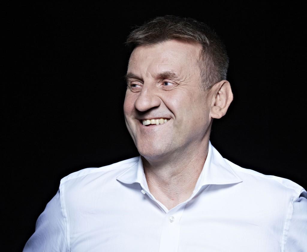 Marek Kamiński - fot. Albert Zawada / Agencja Gazeta