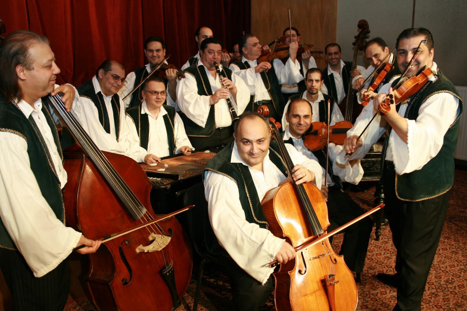 Węgierska Orkiestra Rajkó