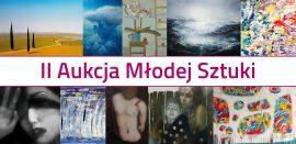 II Aukcja Młodej Sztuki
