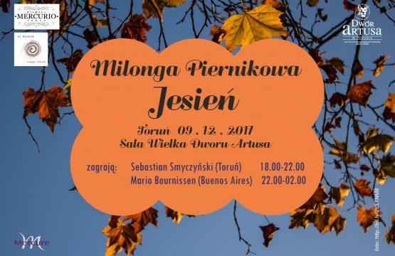 Milonga Piernikowa - Jesień