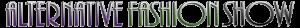 Alternative Fashion Show logo