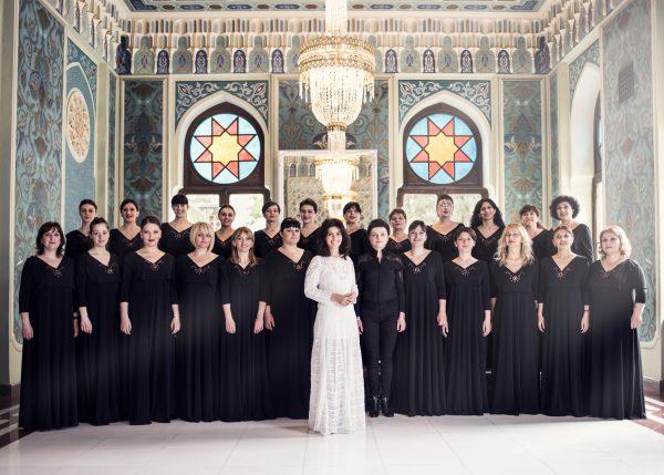 Katie Melua with Gori Women's Choir
