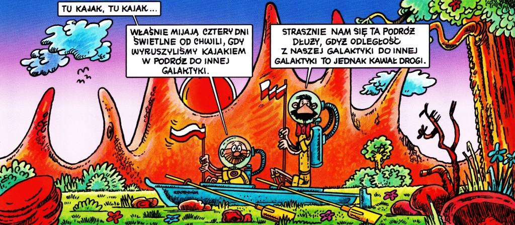 Komiks i Satyra Tadeusz Baranowski