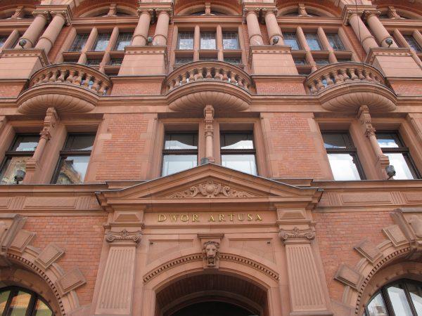 Dwór Artusa - budynek