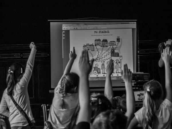 2017-06-13 - TFK - Warsztaty detektywistyczne dla dzieci, fot. Alicja Trojnar