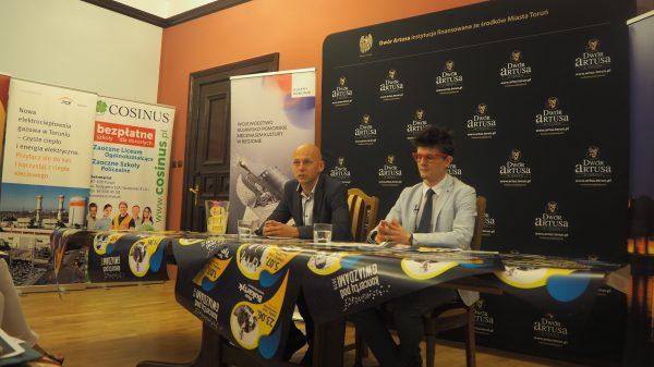 Lato z Dworem Artusa - konferencja prasowa