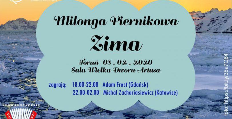 Milonga Piernikowa - Zima